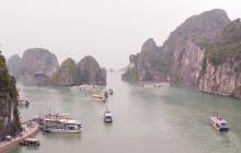 TOUR HANOI  HALONG BAYHO CHI MINH CITY